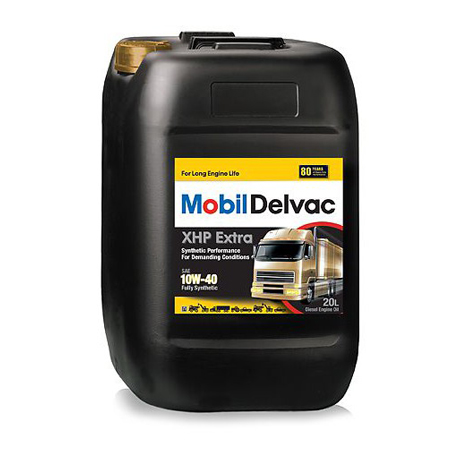 Масло моторное Mobil Delvac XHP Extra 10W40 (кан.20 л)